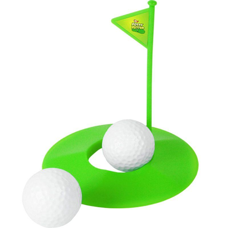 Bathroom Mini Golf Putter