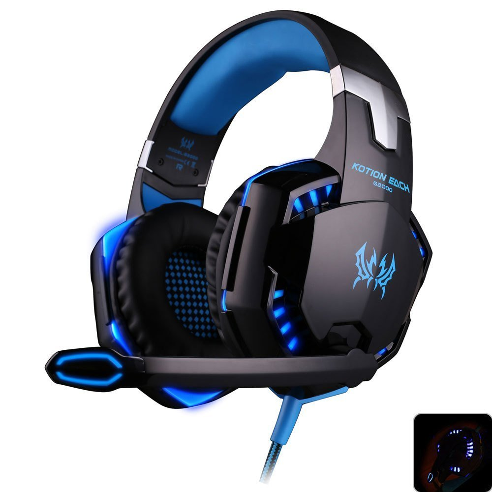 Spider Pro Gaming Headset