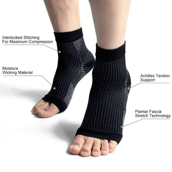 foot angel pain relief compression socks