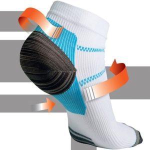 heel ankle achilles tendon pain relief socks plantar fasciitis swelling sore feet