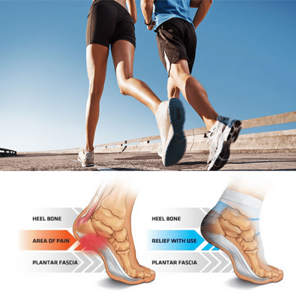 sport compression socks for running hiking sports
