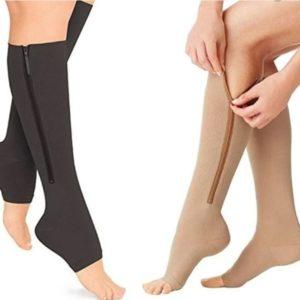 zip socks zip compression socks pain relief varicose veins swelling
