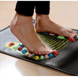 reflexology mat for instant pain relief