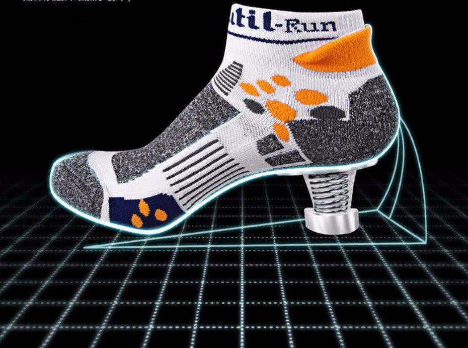 trendbaron professional all weather running socks