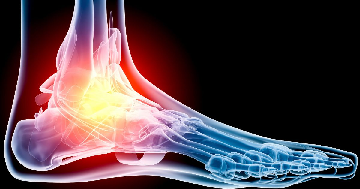 causes for foot pain