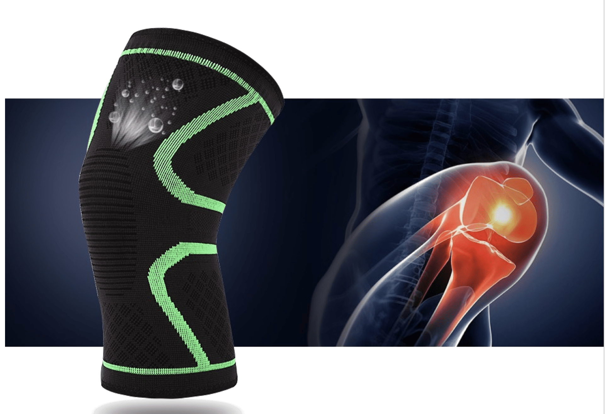 knee protection support braces