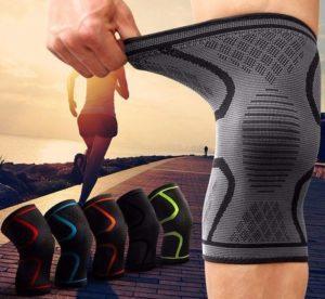 painless knee support brace anti slip non skid technology