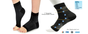 compression socks help with foot pain