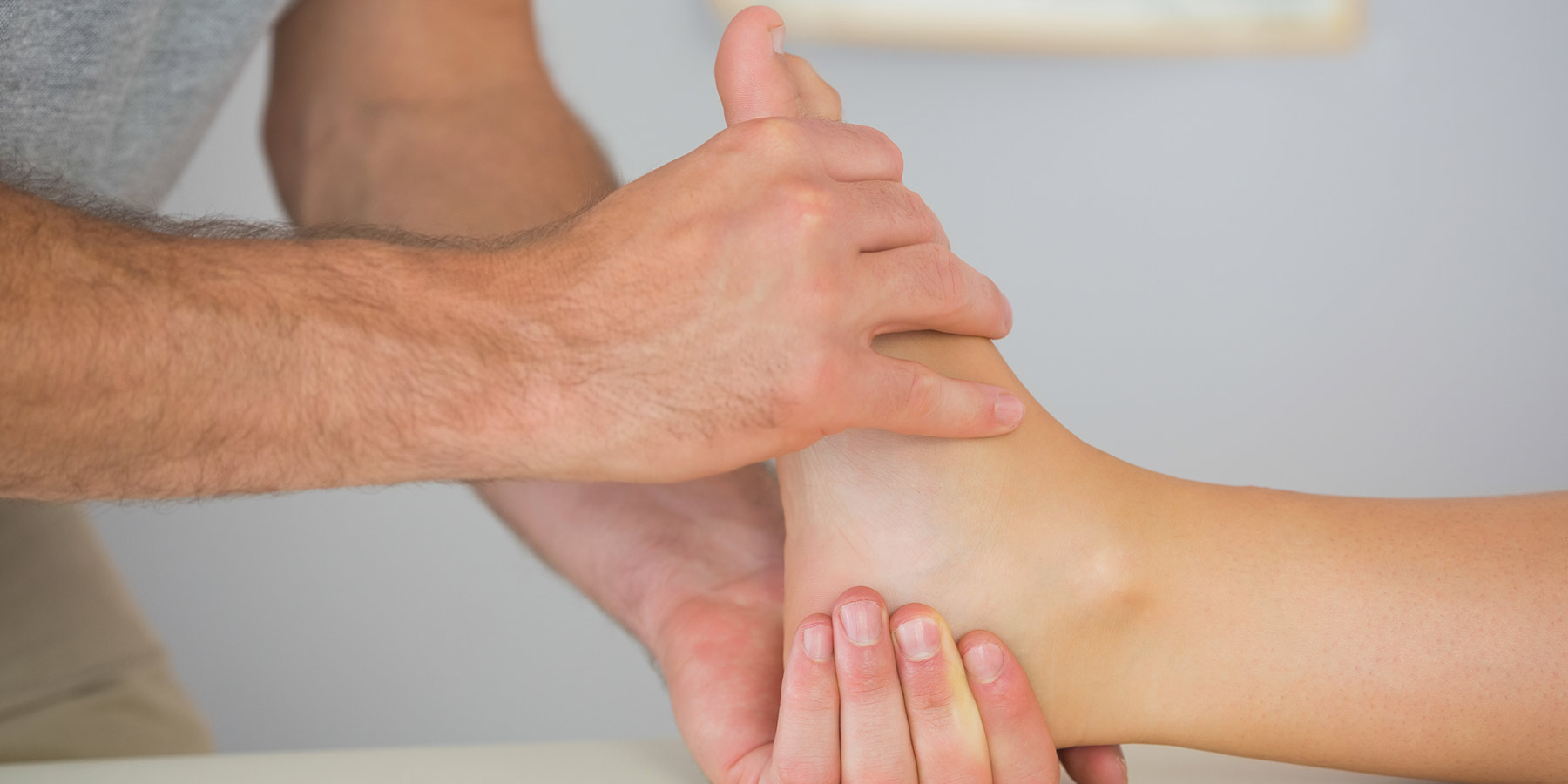 stabilize treatment ankles