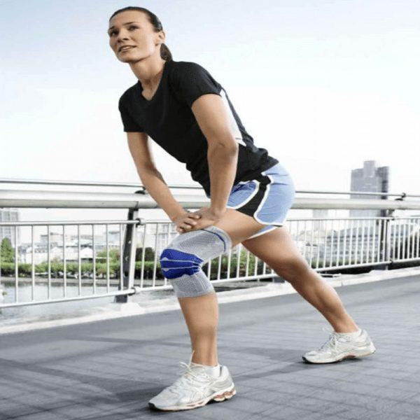 advanced knee support brace for running
