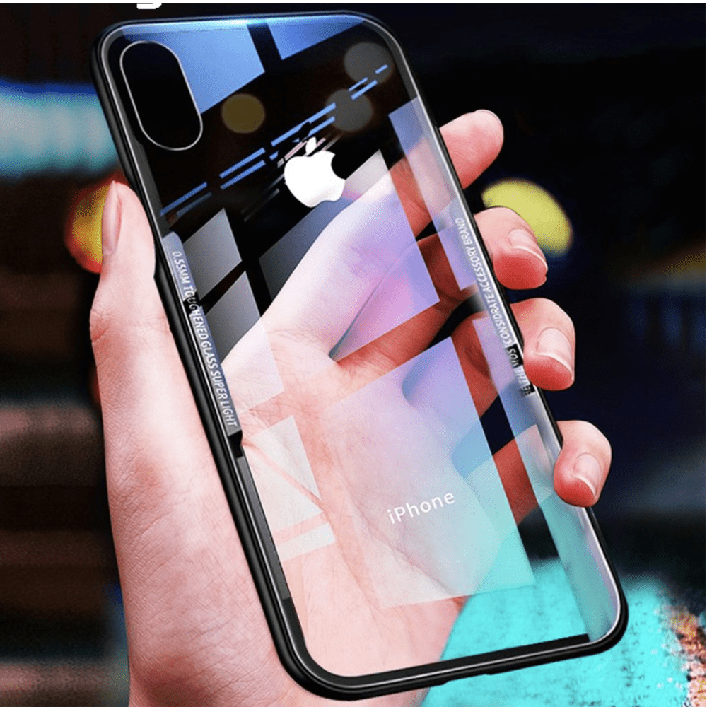 buy online 8f745 0b869 Ghost Glass iPhone Case