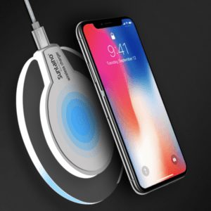 wireless charging station for iPhone Samsung galaxy