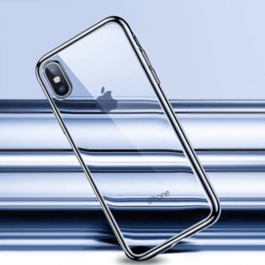 ghost iPhone case silicone tau clear protection