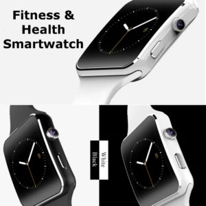 fitness and health smartwatch fitness tracker