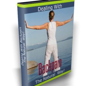 dealing with back pain the natural way ebook guide