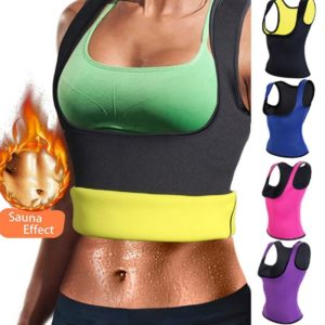 Sauna Shaper Vest for Women, makes you sweat on all the right places.