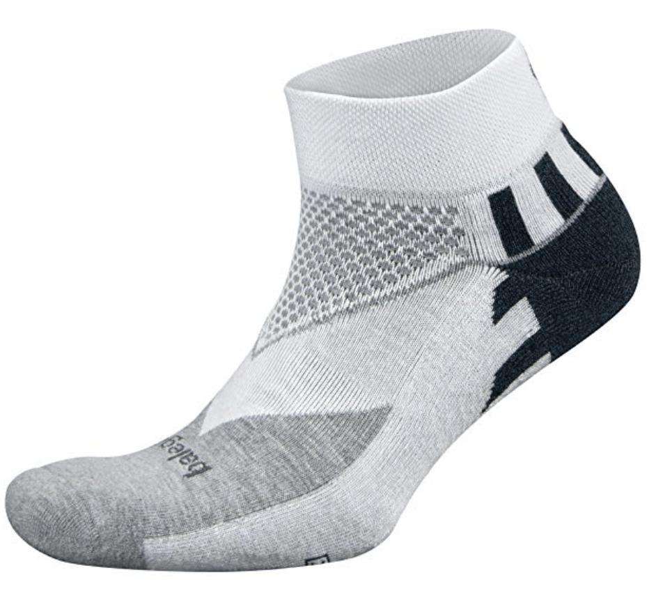 Balega Enduro V-Tech Low Cut Socks For Men and Women (1 Pair)