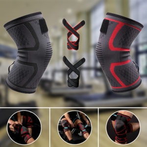 Painless Knee Wrap Brace
