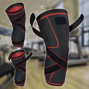 Painless Knee Wrap Brace