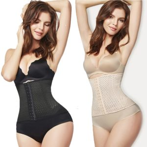 Perfect waist shaper waist trainer cincher corset slimming workout shape wear