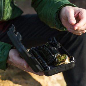 ultimate outdoor survival kit complete set flashlight outdoor tools multi tool