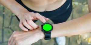 fitness smartwatch health tracker